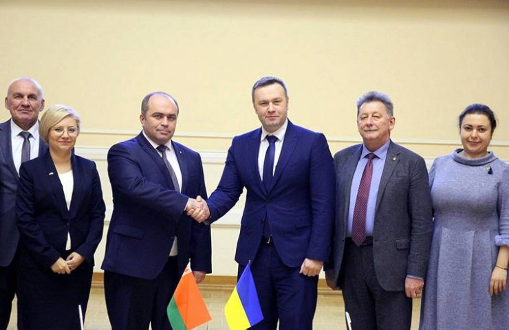 Украина и Беларусь расширяют торгово-экономическое сотрудничество