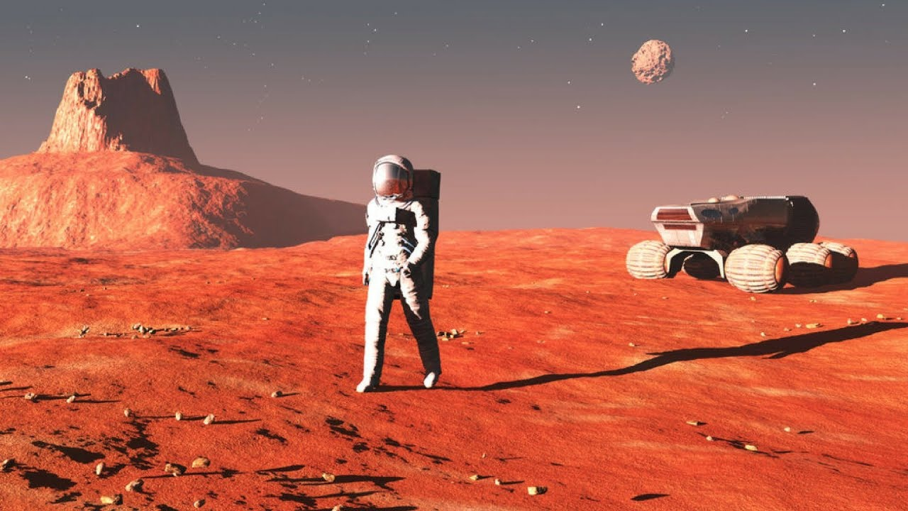 Марс заселят до 2050 года – Илон Маск
