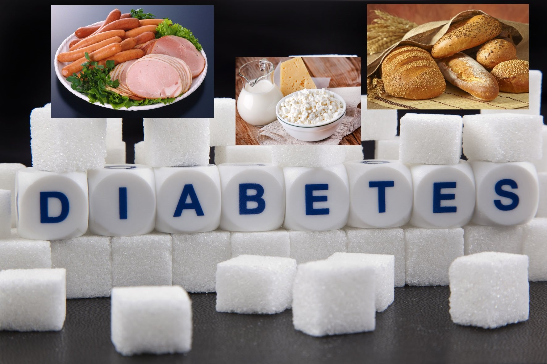 Продукты, которые провоцируют диабет: советы медиков