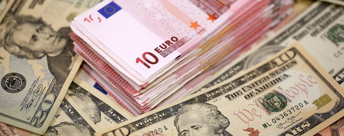 Курс валют: гривна неожиданно просела