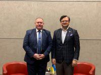 Кулеба договорился с главой МИД Молдовы провести консультации для взаимного признания ID-карт