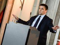 «Самая тупая провокация». Климкин прокомментировал задержание украинского консула в Санкт-Петербурге