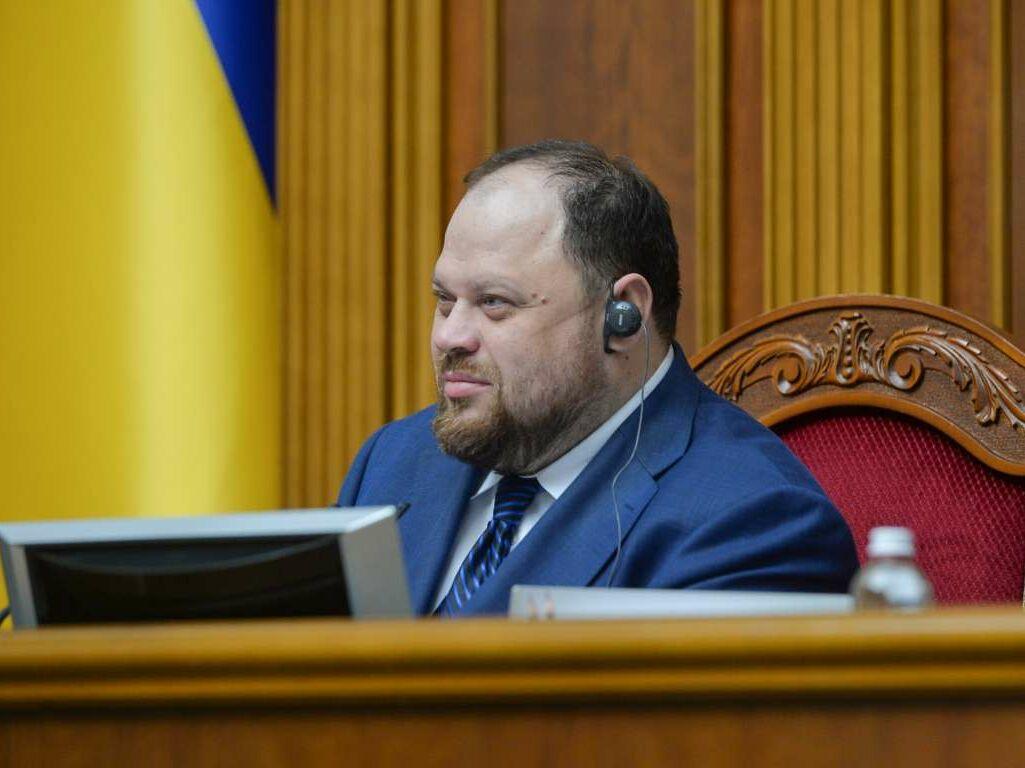 Стефанчук прогнозирует, что Рада может принять проект госбюджета на 2022 год в первом чтении 2 ноября
