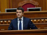 Разумков утверждает, что входит во фракцию «Слуга народа» и хочет работать в комитете по вопросам свободы слова