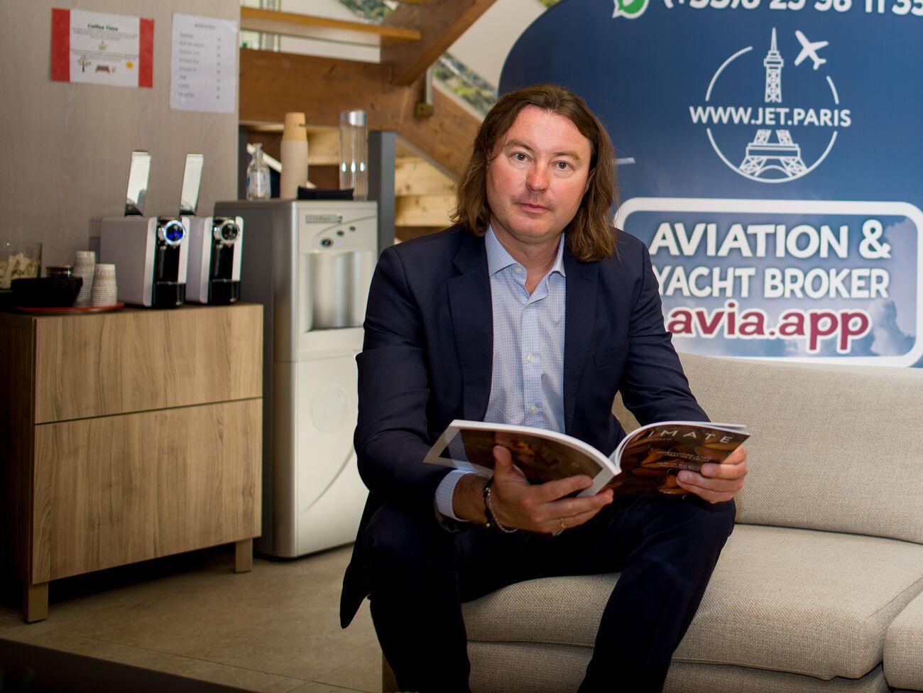 Гендиректор французской авиакомпании Архангельский рассказал, сколько стоит перелет на частном самолете