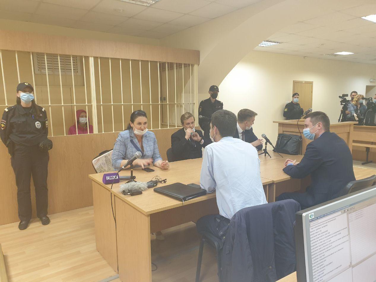 Суд в Санкт-Петербурге арестовал вдову расчлененного рэпера Картрайта