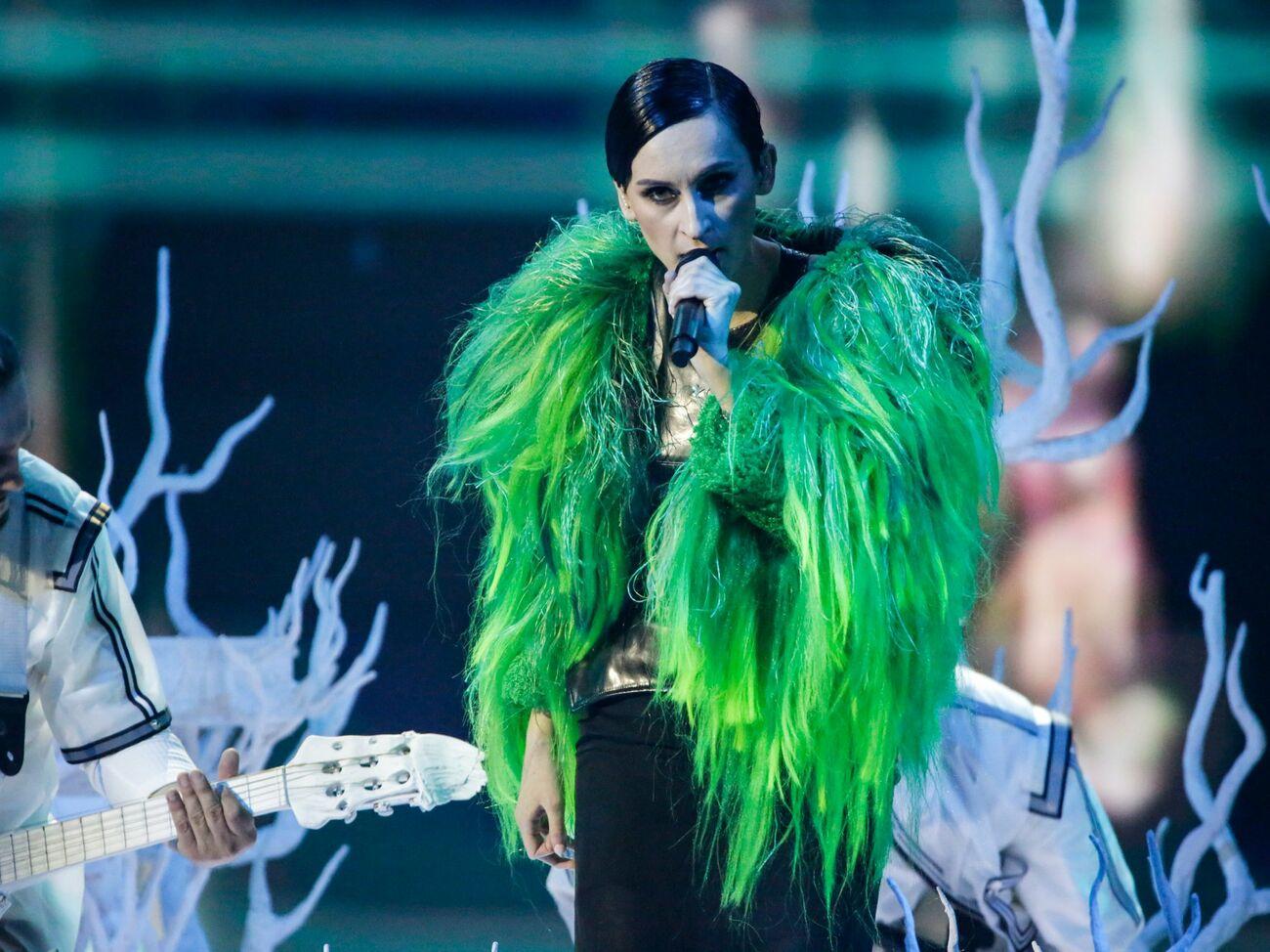 Топ-10 вероятных претендентов на победу на «Евровидении 2021» по версии букмекеров. Видео