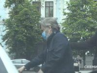«Схемы» сообщили, что Новинский непублично посещал Офис президента. Там говорят – встречался с Подоляком