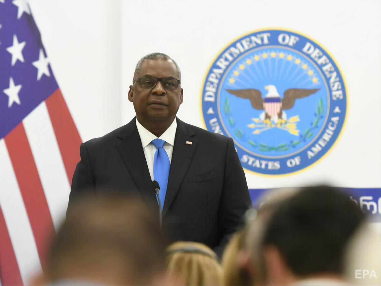 Министр обороны США прибыл с визитом в Украину