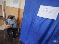 По результатам обработки более 75% протоколов на выборах в округе №208 лидирует Гунько, Ляшко второй