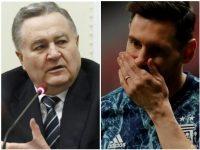 Умер Марчук, Месси уходит из «Барселоны», Украина завоевала еще две олимпийские медали. Главное за день
