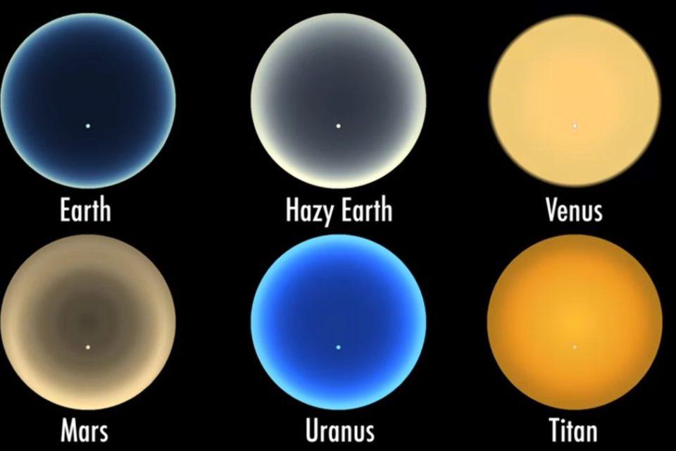 NASA показала, как выглядит закат на Венере, Марсе, Уране и Титане – впечатляющее видео