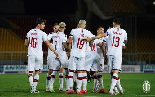 Лечче – Милан – 1:4. Видео голов и обзор матча